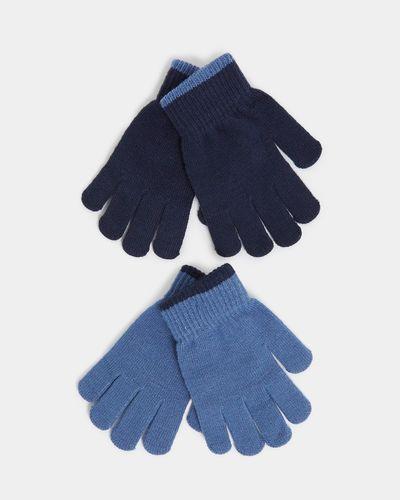 Basic Glove - Pack of 2 (3-11 years)