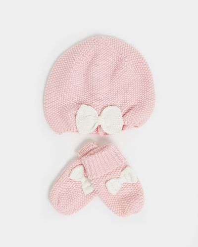 Turban Hat Set (3 months - 3 years)