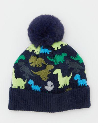 Dino Jacquard Hat thumbnail