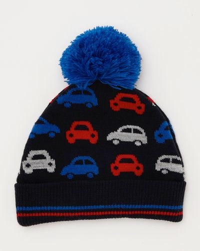 Car All-Over Print Hat