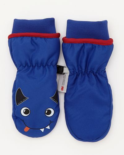 Baby Boys Ski Gloves