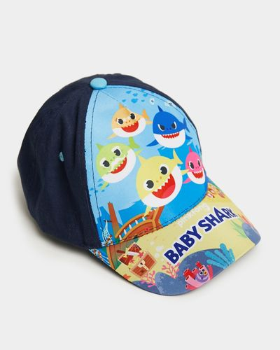 Baby Shark Baseball Cap (1-6 years)