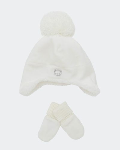 Supersoft Hat Set (6 months - 3 years)