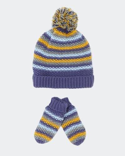 Two-Piece Cotton Set (6 months - 3 years)