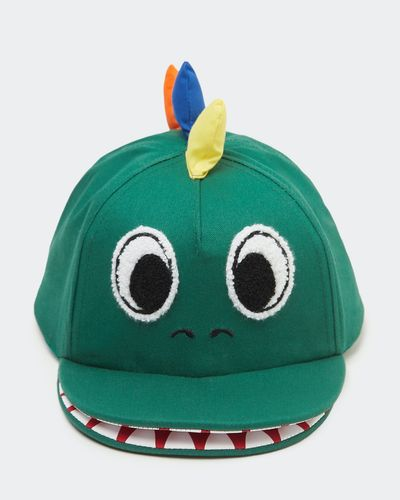 Novelty Dino Cap (6 months-6 years)