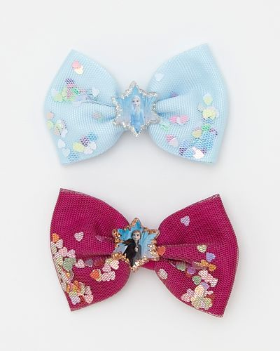 Frozen Shaker Bows - Pack Of 2