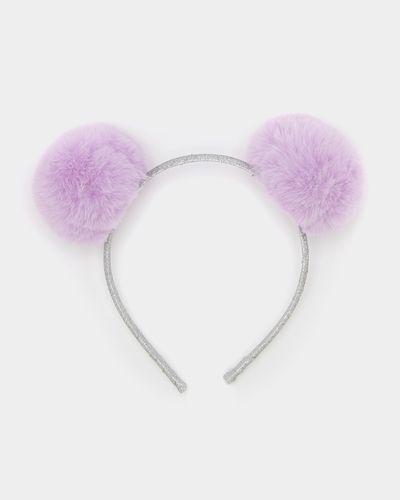 Pompom Hairband
