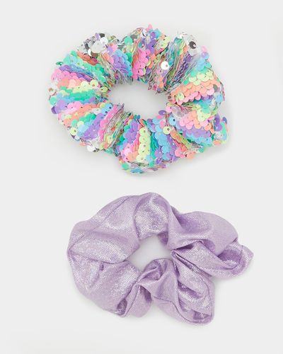 Scrunchies - Pack Of 2