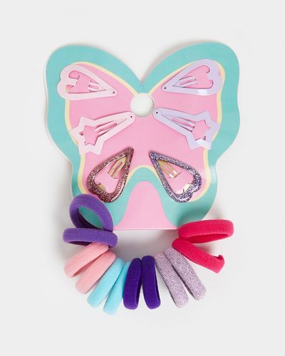 Butterfly Hair Set - Pack Of 18