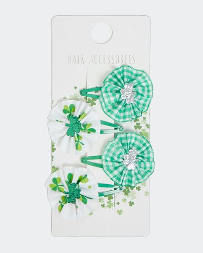 Hair Clips - Pack Of 4