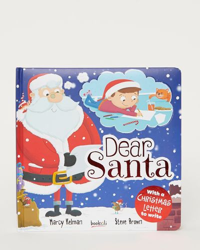 Padded Christmas Picture Book