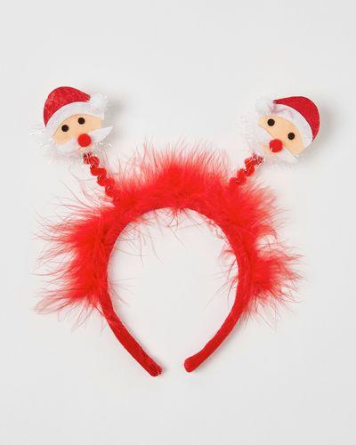 Santa Boppers Headband