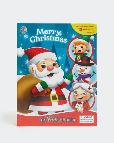 Christmas Busy Book