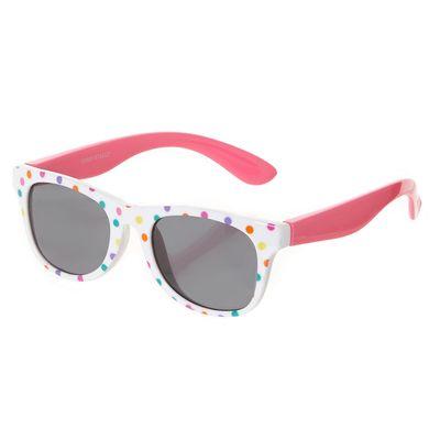 Polka Dot Wayfarer Sunglasses