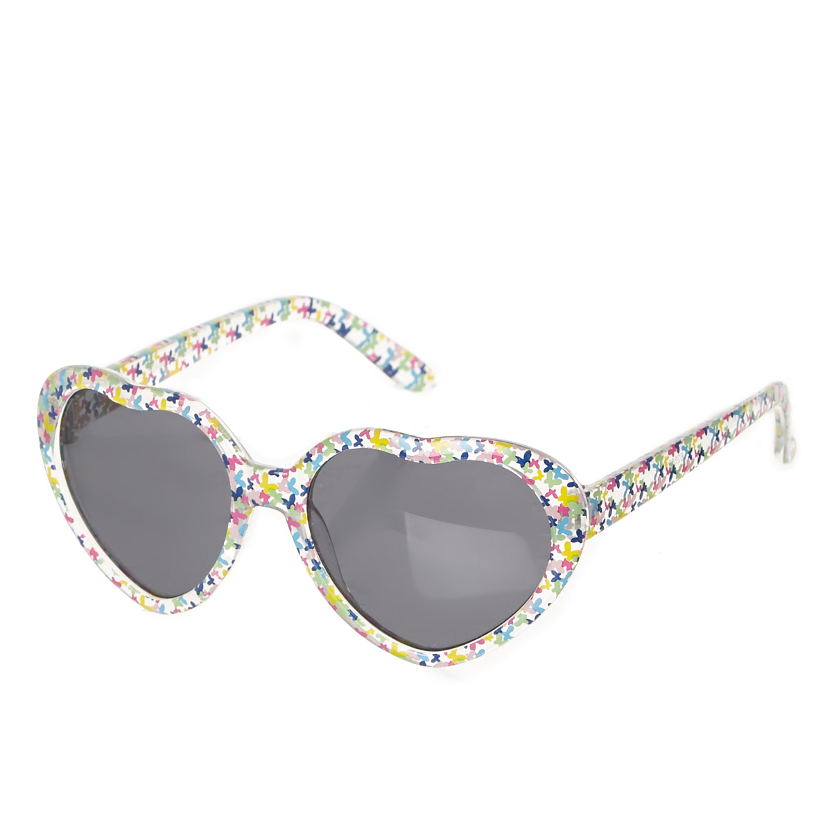 9b44486466a1 Dunnes Stores | Multi Younger Girls Heart Sunglasses