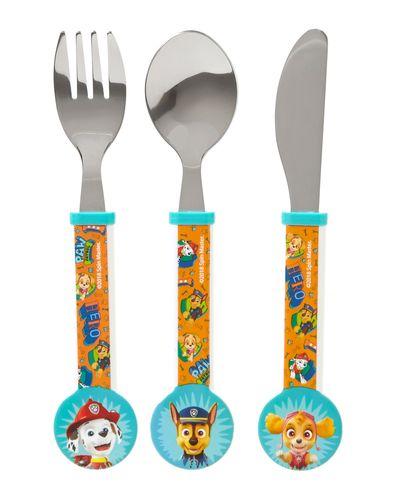 Boys Paw Patrol Character Cutlery Set