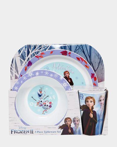 Frozen 2 Breakfast Set