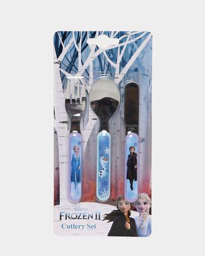 Frozen 2 Cutlery Set - Pack Of 3