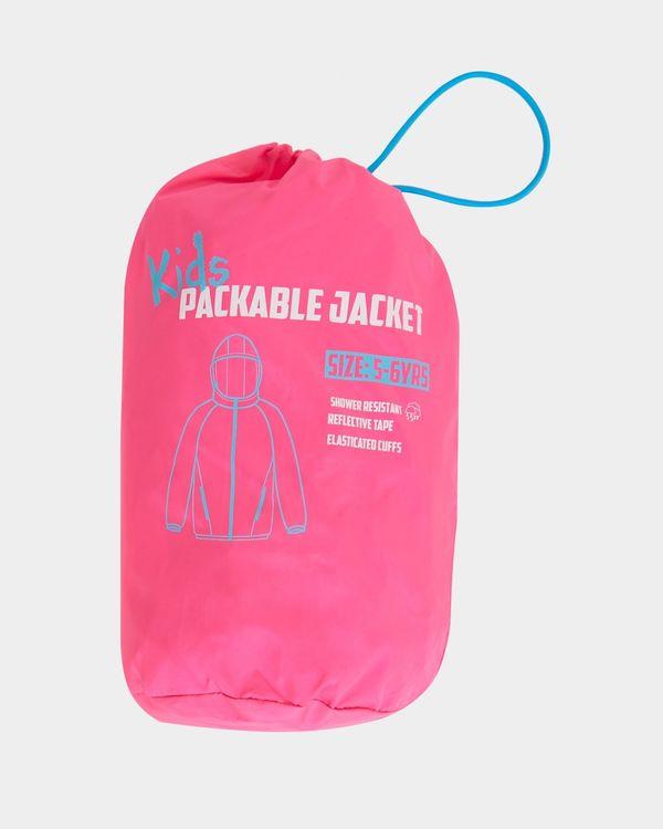 Rain Mac In A Bag (5-14 years)