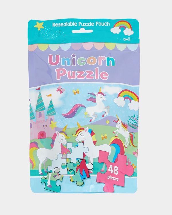 Puzzle Pouch