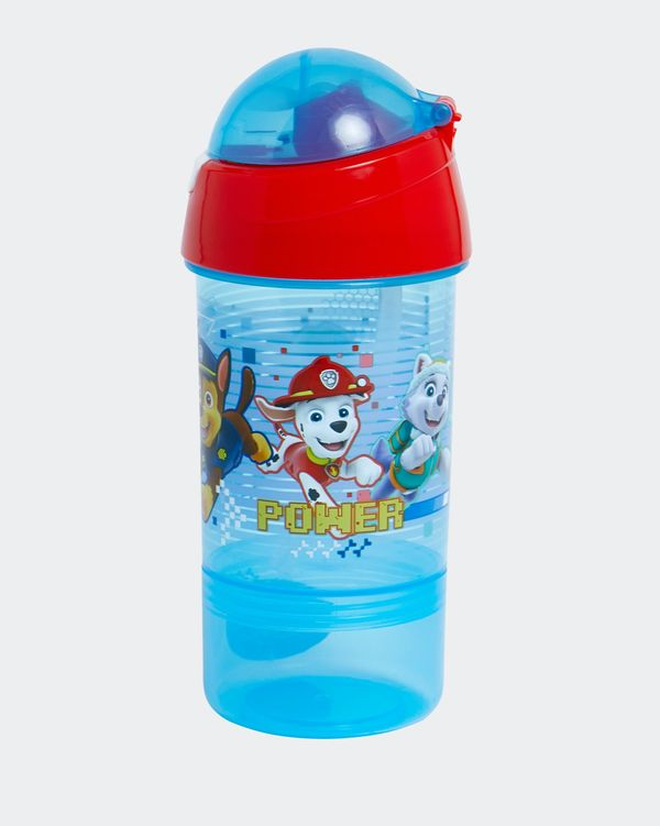 Paw Patrol Sip And Snack Bottle