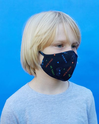 Kids Face Covering - Pack Of 2