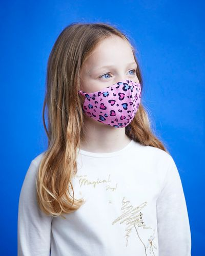 Kids Face Covering - Pack Of 2 (8-12 years) thumbnail