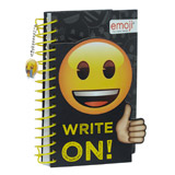 emoji Emoji Die Cut Notebook