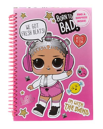 LOL A5 Notebook