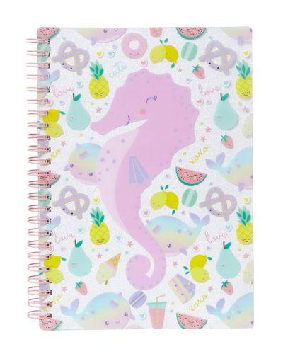 A5 Glitter Notebook