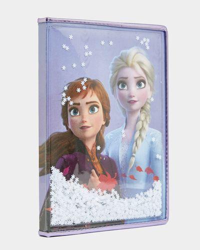 Frozen 2 Confetti Notebook