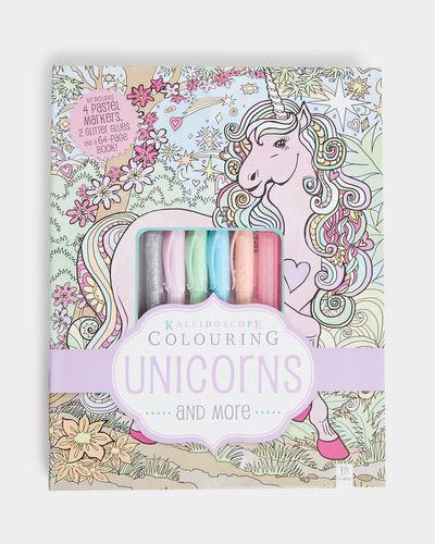 Unicorn Colouring Kit
