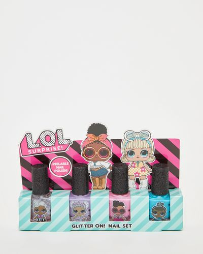 LOL Surprise Nail Polish Set