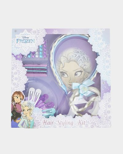 Frozen Hair Styling Set