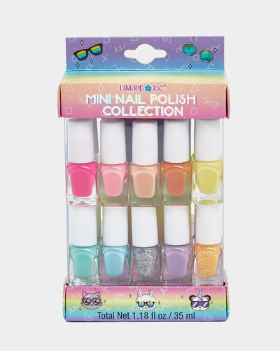 Sunny Days Nail Tower Cube - Pack Of 14