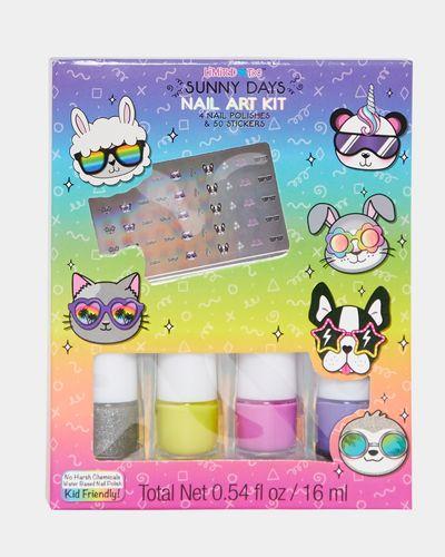 Sunny Day Nail Art Kit