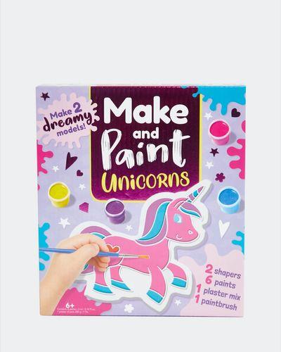 Make And Paint DIY Unicorn