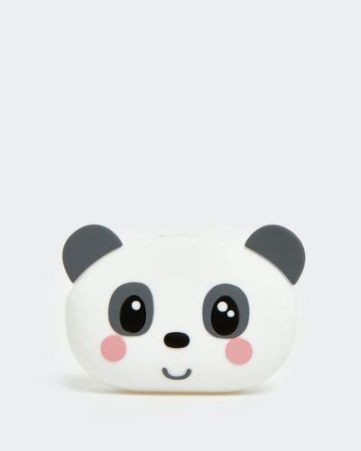 Silicone Panda Purse