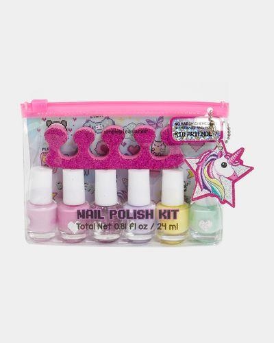 Nail Polish Set - Pack Of 6