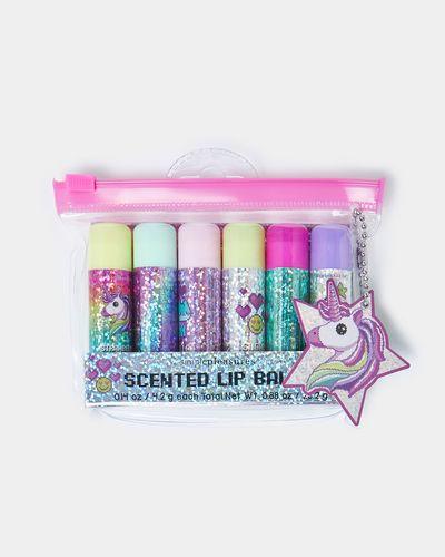6 Piece Lip Balm Set