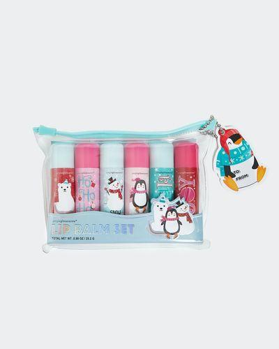 Penguin Lip Balm Set - Pack of 6