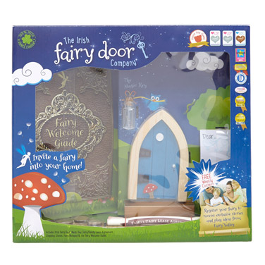 navy Boys Fairy Door
