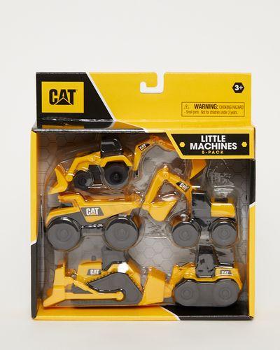 Cat Mini Machines - Pack Of 5