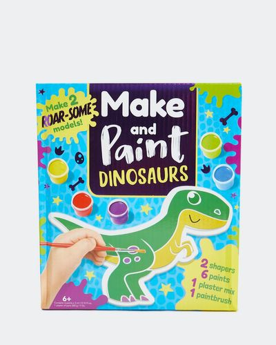 Make And Paint DIY Dino