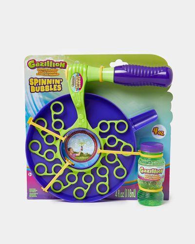 Spinnin Bubbles