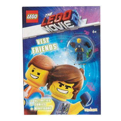 Lego Movie Activity Book