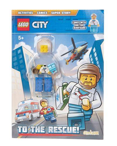 Lego City Activity Book