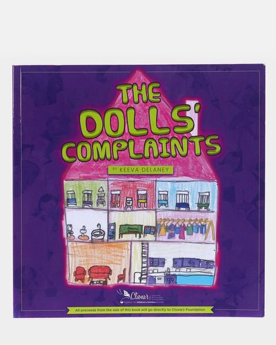 The Dolls` Complaints (Charity Book) thumbnail