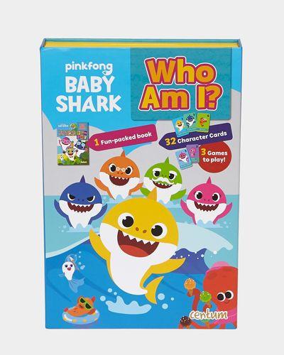 Who Am I Activity Book?