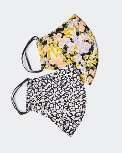 Ladies Face Cover - Pack Of 2